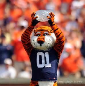 I love Auburn!