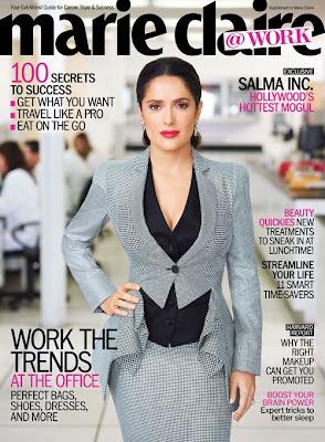 Salma-Hayek-Covers-Marie-Claire@Work