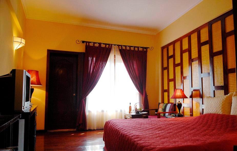 Phòng khách sạn châu long sapa