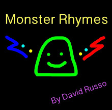 Monster Rhymes is now available on Amazon. Please click below for the book.