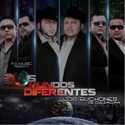 Los Buchones De Culiacan - Dos Mundos Diferentes (Epicenter Bass) CD 2012 00