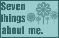7 cosas acerca de mi
