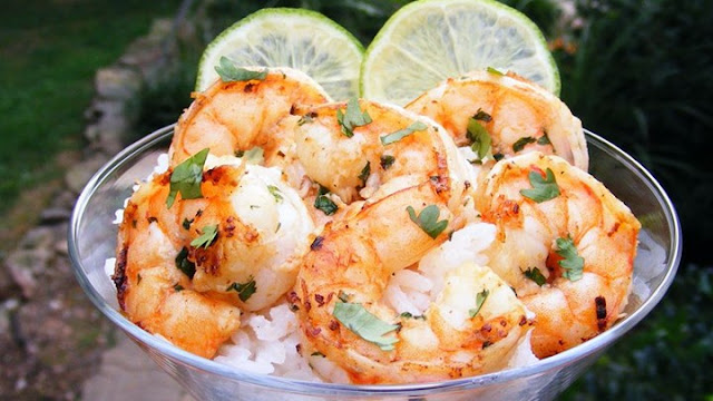 Recipe Margarita Grilled Shrimp