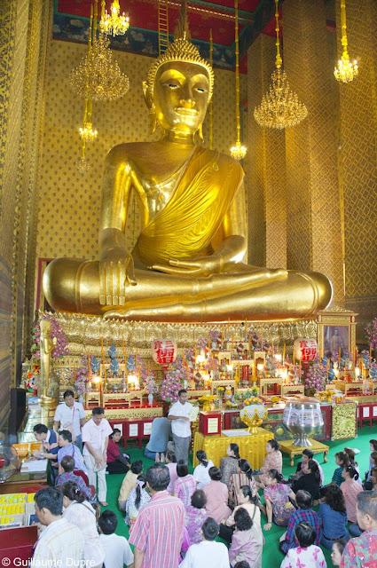 Wat Kalayanamit Buddha