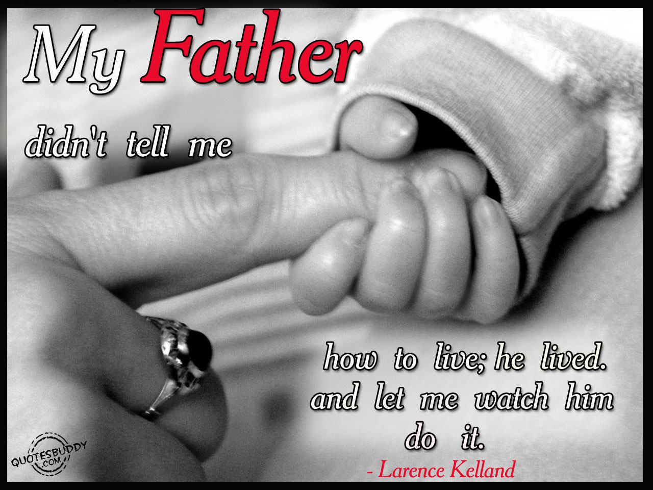 I love you dad quotes for facebook wall