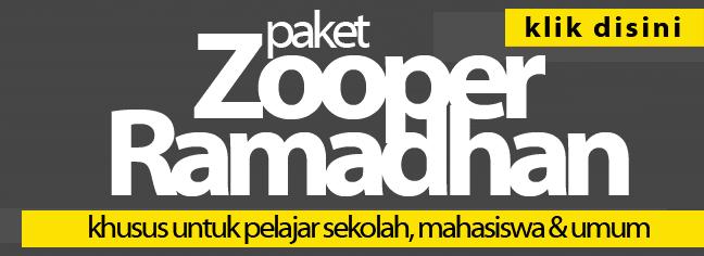 Paket Zooper Ramadhan