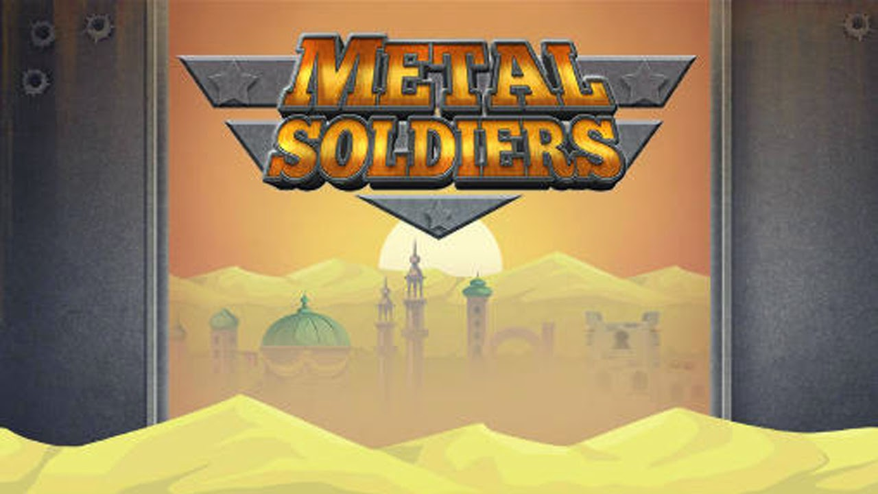 Metal Soldiers Gameplay IOS / Android