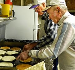 Pancake breakfast a big hit again!