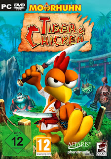 Download Moorhuhn Tiger And Chicken PC