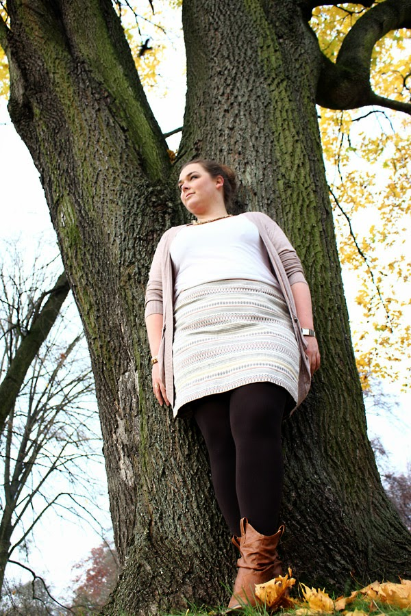Muster Rock - Plus Size Outfit