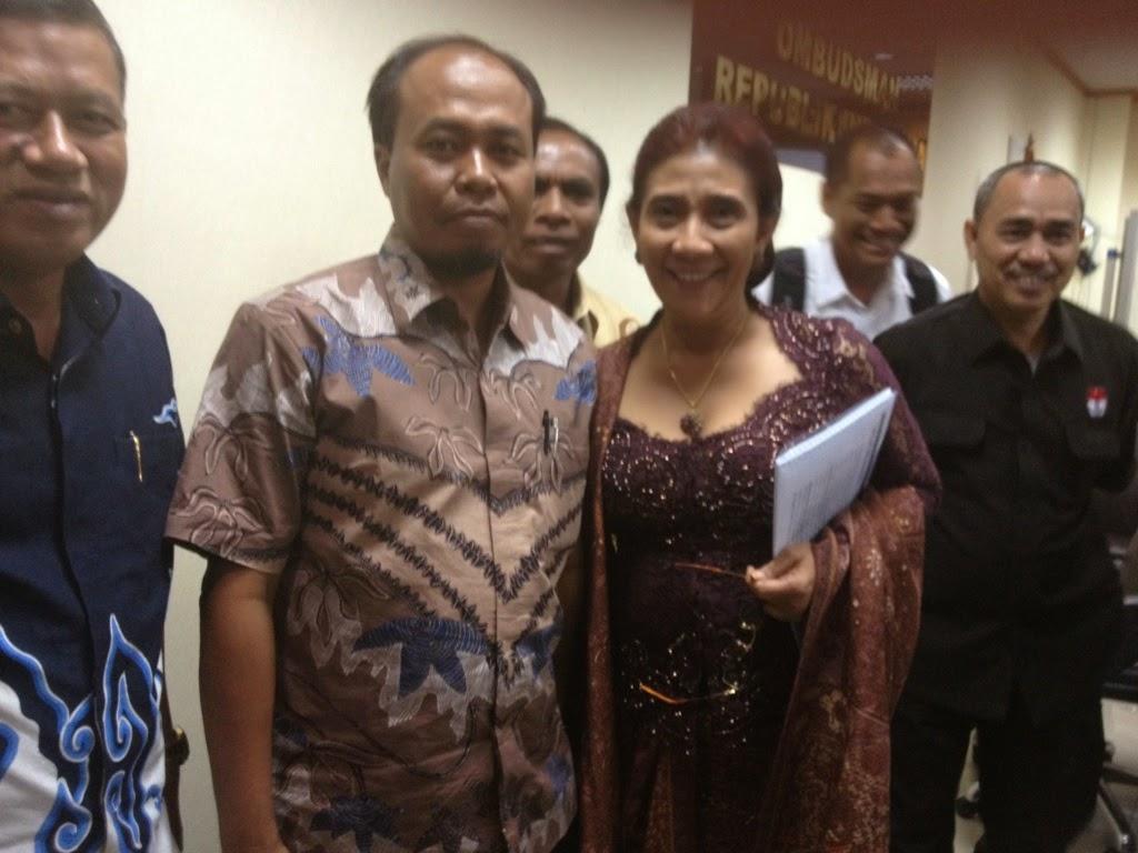 Menteri Susi Minati Kapal Pralon Buatan Putra Daerah Asal Pekalongan