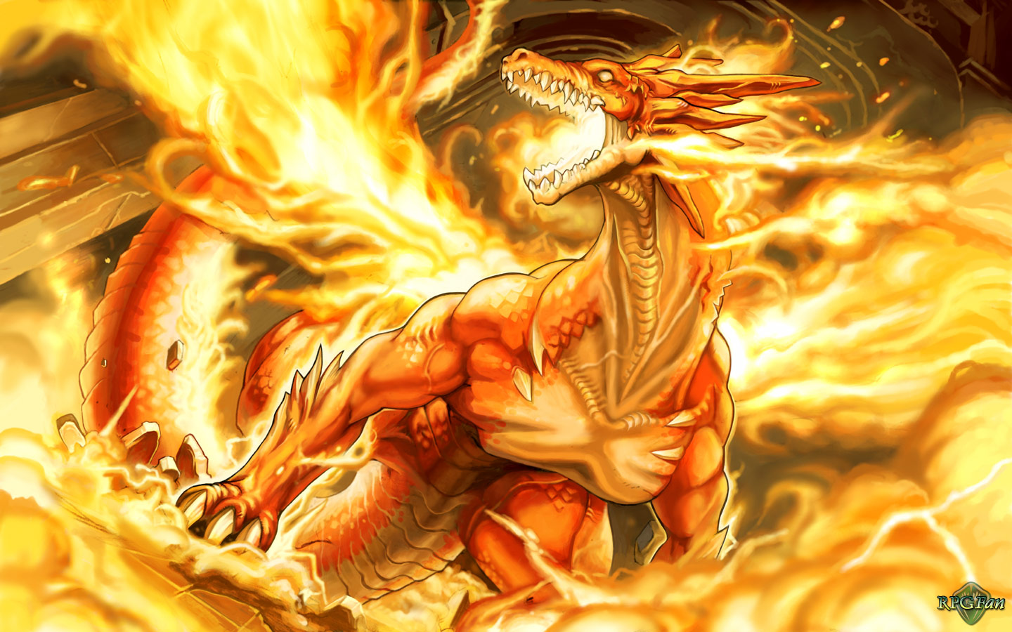 Fire Dragon, Dragon Fire, Fire Dragon Fire
