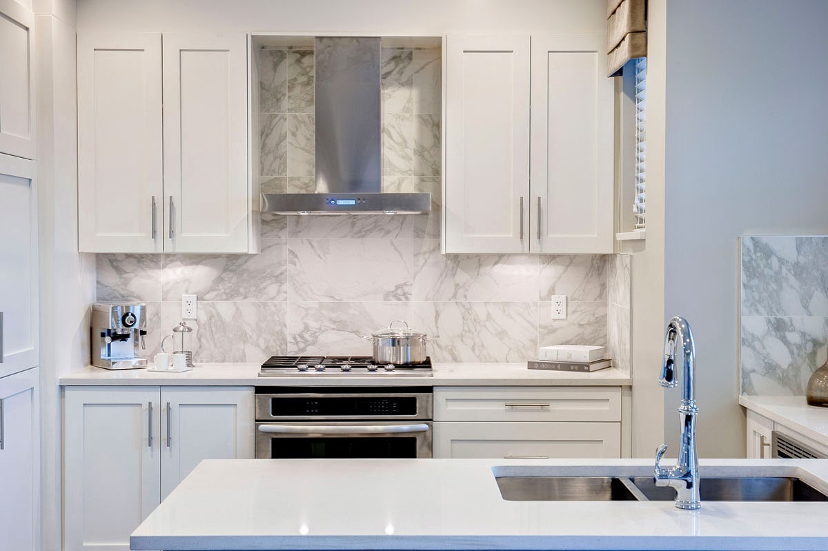 Love it? Large Scale Tile Backsplash