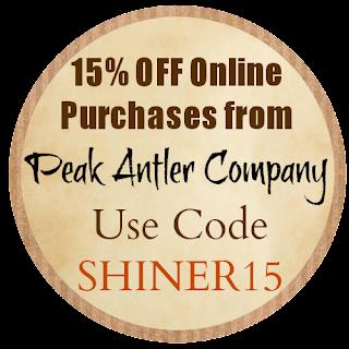 Peak Antler Company Discount - Dog Bone Antlers