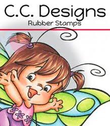 C.C. Design - Rubber Stamps