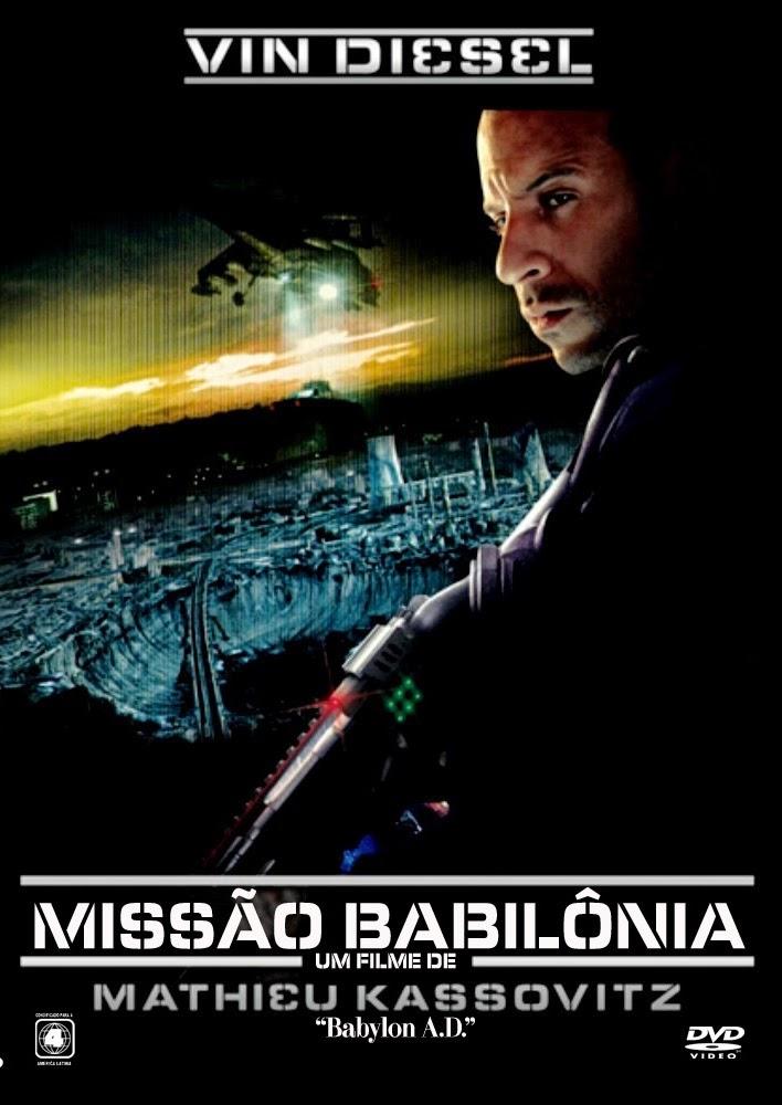 Missão Babilônia – Dublado (2008)