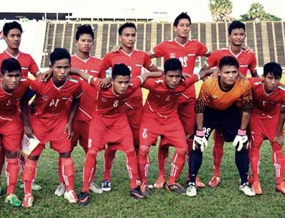 Prediksi Myanmar U19 vs Vietnam U19, AFF U19 31-08-2015