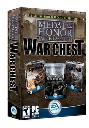 Medal Of Honor Allied Assault Warchest Español – ISO-DVD