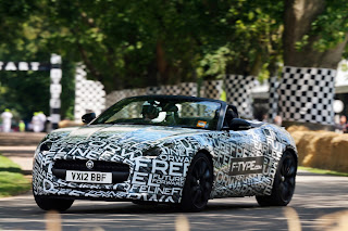 Jaguar series of 'behind the scenes' F-Type videos