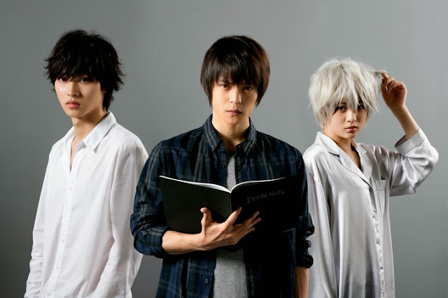 Death Note Live-Action anuncio