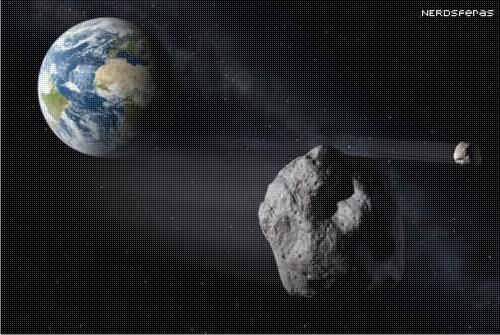 Asteroide passará muito próximo da Terra em fevereiro