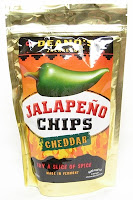 Deano's Cheddar Jalapeno Chips