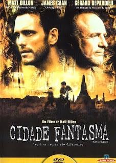 Filme Poster Cidade Fantasma DVDRip XviD & RMVB Dublado