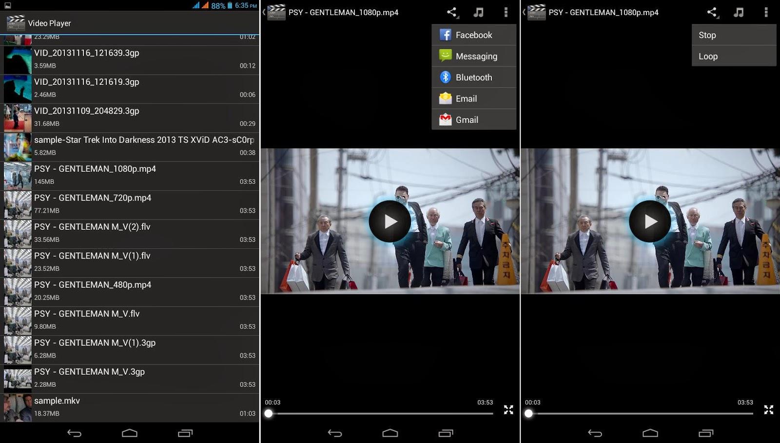SKK Mobile Cyclops II Video Player