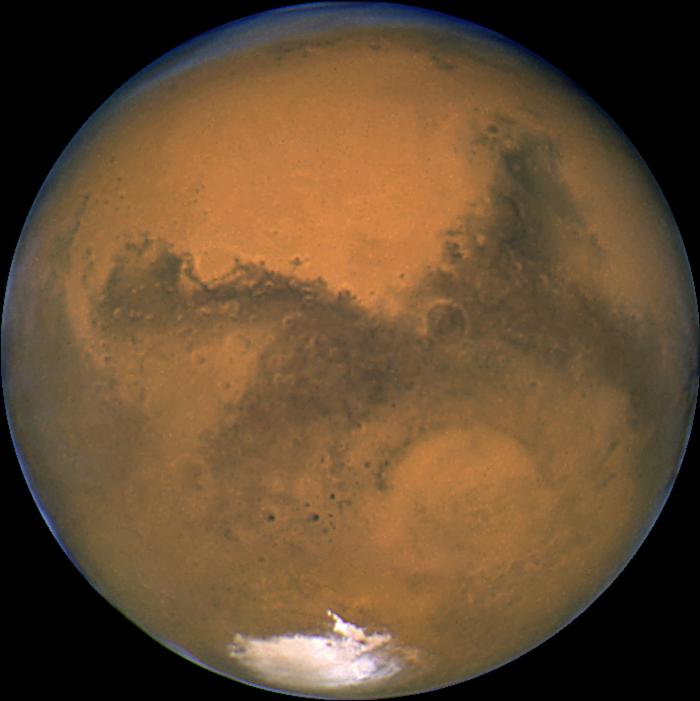 Robot Explorers Return To Mars
