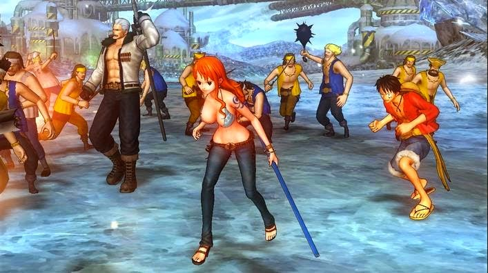 download game one piece pirate warriors 2 pc full