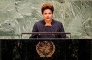 Presidente Dilma será a primeira mulher a discursar na abertura da Assembléia das Nações Unidas
