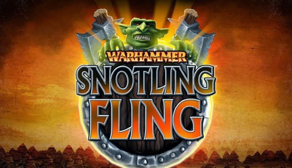 Warhammer: Snotling Fling Gameplay IOS / Android