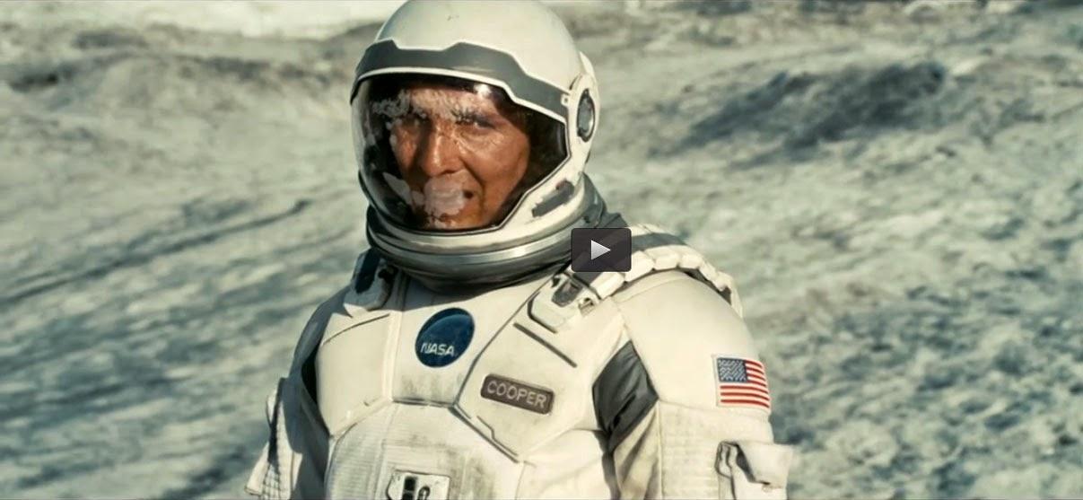 Interestelar avance (Trailer) en español