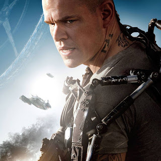 Elysium Movie iPad Wallpaper