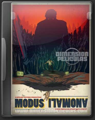 Modus Anomali (BRRip HD Inglés Subtitulada) (2012)