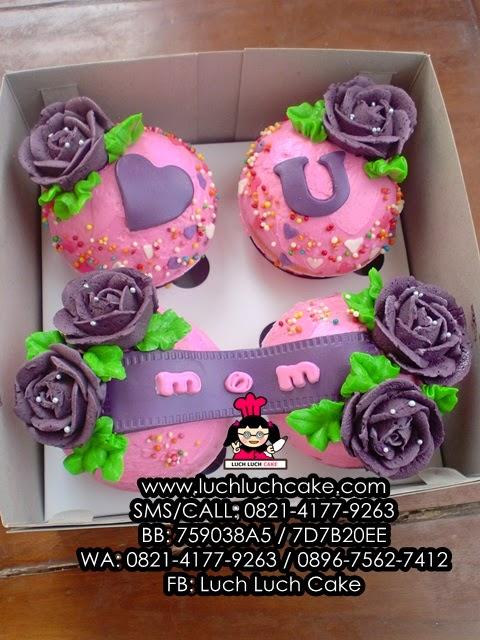 Cupcake Untuk Ibu Daerah Surabaya - Sidoarjo