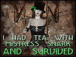 Miss Snark's Tuesday Tea Survivor