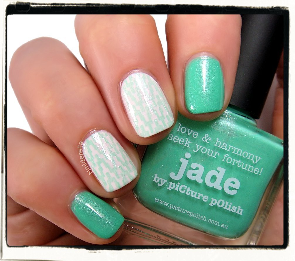 piCture pOlish - Jade - Nailderella