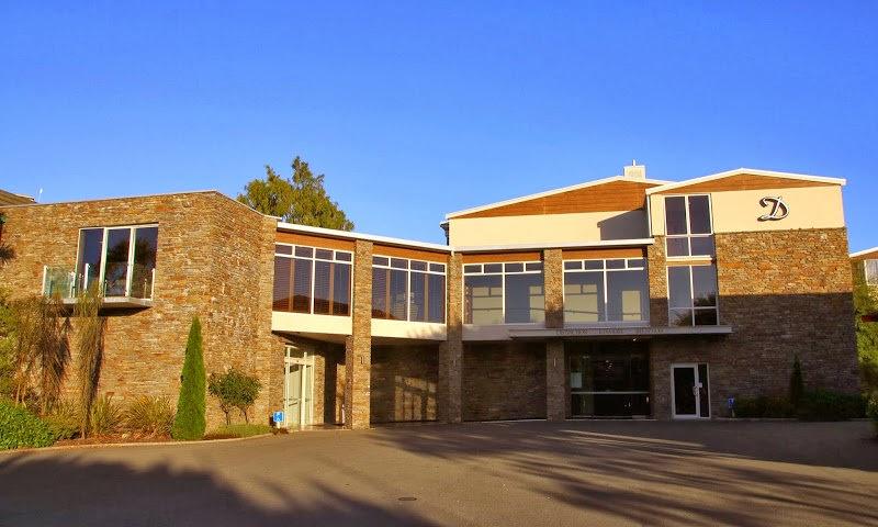 Hotel Distinction Luxmore. Exterior