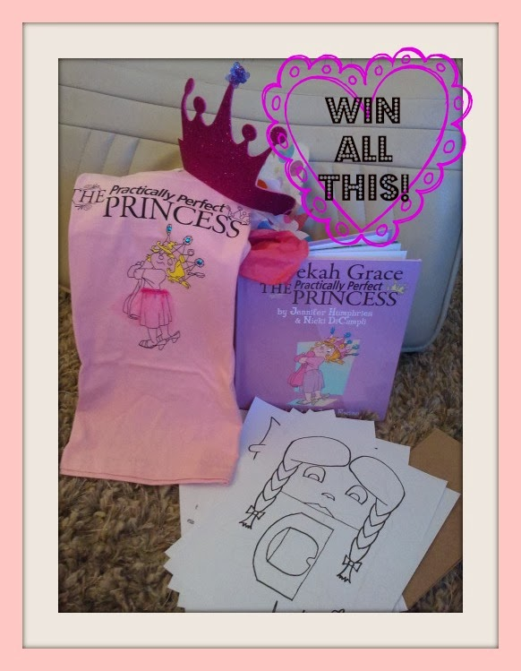 Practically Perfect Holiday Giveaway!