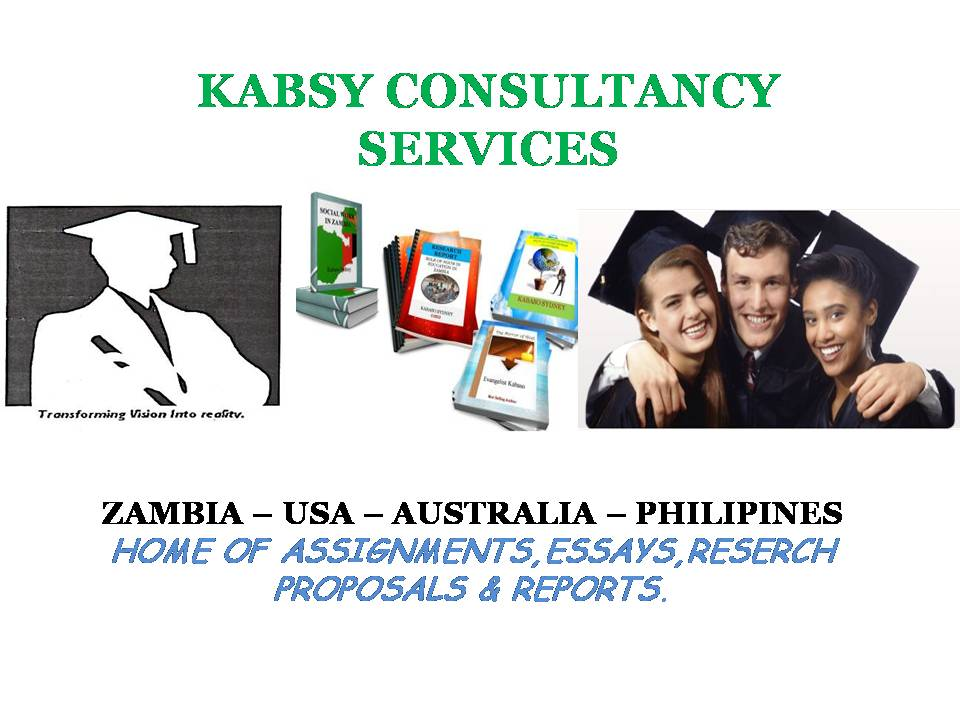 KABSY CONSULTANCY SERVICES