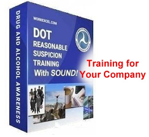 DOT Supervisors 60-60 Reasonable Suspicion Training