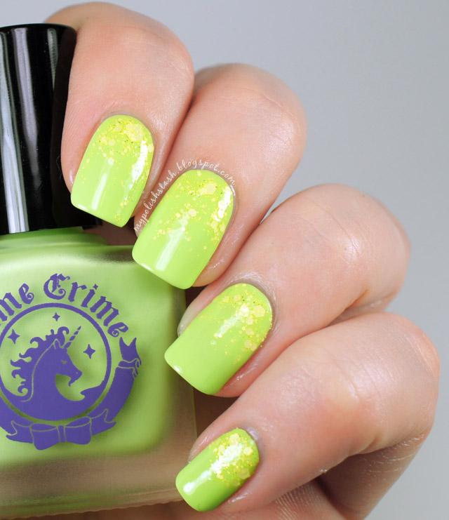 Lime Crime Pastelchio Formula X Mindblowing