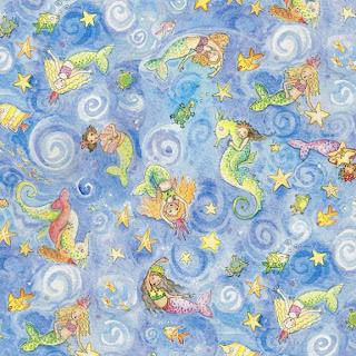 las hadas son las sirenas del mar