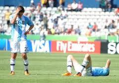 argentina eliminada del mundial de mexico