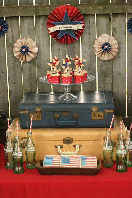 My best friend 39 s blog 4th of july inspiration for 1940s decoration