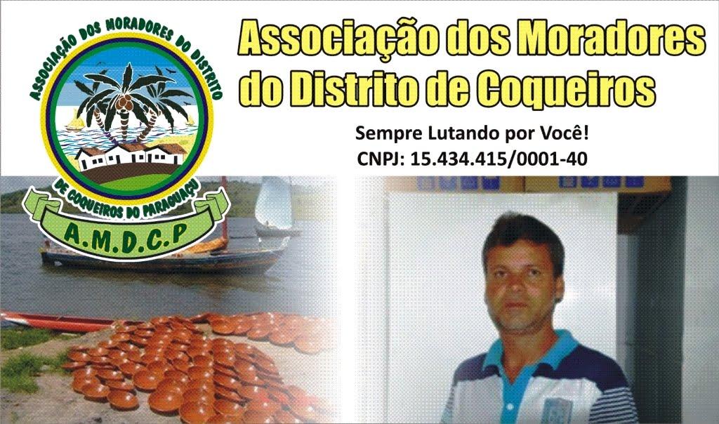 Presidente: Renato Santana Filho (Renatinho). Fone: (75) 99828-4144