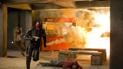 Dredd movie Karl Urban Olivia Thirlby Lena Headey