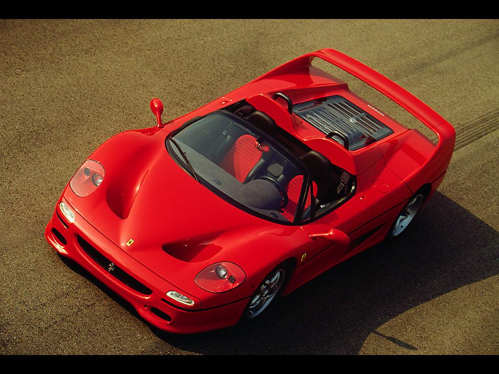 2012 Ferrari F50 Super