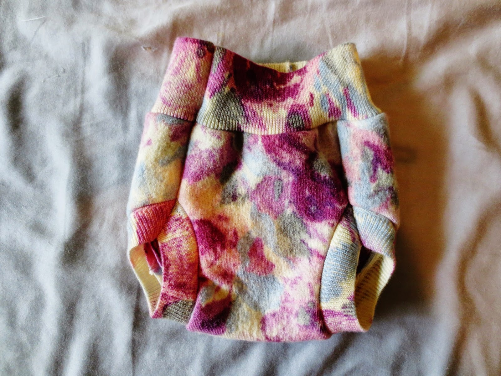 Bread with Honey: Tutorial: UPCYCLED WOOL DIAPER COVER